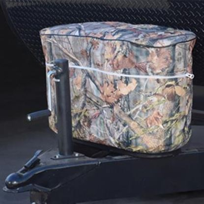Picture of ADCO  Camouflage Double 30LB LP Tank Cover 2613 01-0163