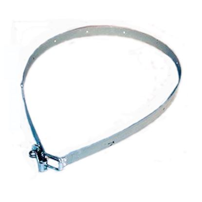 """Picture of Heng's  39-3/4"""" Single LP Tank Strap w/Quick Snap Buckle 90032 06-0358"""