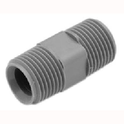 """Picture of Lasalle Bristol QEST 1"""" MPT Straight Fresh Water Coupler Fitting 64QC55T 10-1053"""