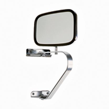 Picture of CIPA  Chrome Truck Mirror 41000 23-0078