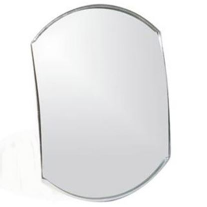 """Picture of Camco  4"""" x 5.5"""" Convex Blind Spot Mirror 25603 23-0329"""