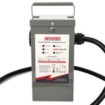 Picture of Hughes Autoformer  30A 115V Voltage Regulator RV 2130-SP 71-2668